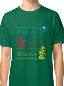 The Alternate Egos of Calvin Classic T-Shirt