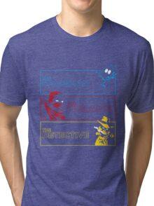 The Alternate Egos of Calvin Tri-blend T-Shirt