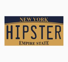 New York License Plate by magzmt