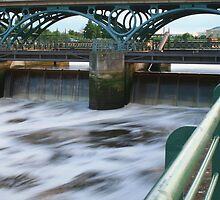 River Tees Barrage Stockton On Tees by albyw