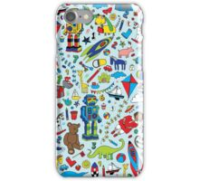 TOYS iPhone Case/Skin