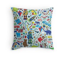TOYS Throw Pillow