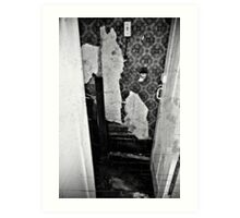 abandoned & decayed Art Print