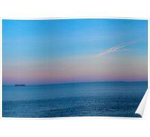 Open Ocean Poster