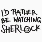 Sherlock by ShireLocked