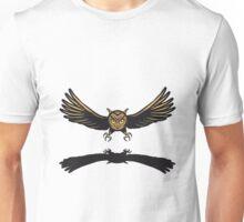 Fly OWL spread hunt Unisex T-Shirt