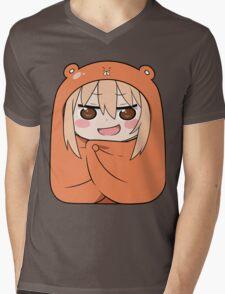 Umaru Doma Himouto! Mens V-Neck T-Shirt