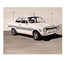 Mk.1 Ford Escort RS2000 by sidfox