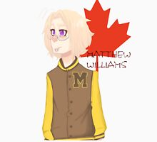 Matthew Williams-Highschool outfit  Unisex T-Shirt