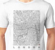 London Map Line Unisex T-Shirt