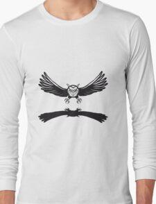 Fly OWL spread hunt Long Sleeve T-Shirt