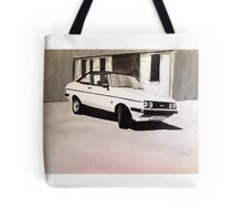 'The Professionals' Ford Escort RS2000 Tote Bag
