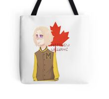 Matthew Williams-Highschool outfit  Tote Bag