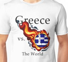 World Cup - Greece Versus The World Unisex T-Shirt
