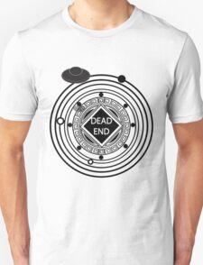 Intergalactic Road Sign (Dark) T-Shirt