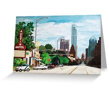 Crossing Congress Greeting Card