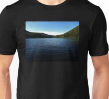 Waves on Crystal Lake Unisex T-Shirt