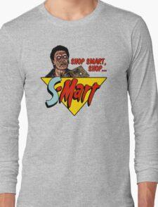 Evil Dead - Shop Smart, Shop S-mart! - Deadite Ash Long Sleeve T-Shirt
