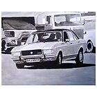 'The Sweeney' Ford Granada 3.0 Ghia by sidfox