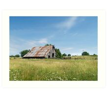 Rural Arkansas Art Print