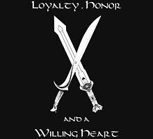 Thorin Oakenshield : Loyalty  -white- T-Shirt