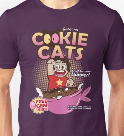 Cookie Cats Unisex T-Shirt