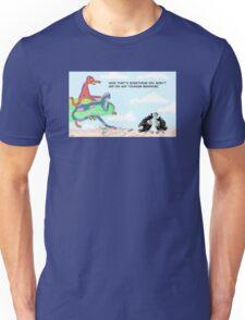 TOURISM BROCHURE Unisex T-Shirt