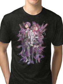 The Asterisk War [Julis & Ayato] Tri-blend T-Shirt
