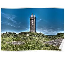 Scrabo Tower 2 Poster