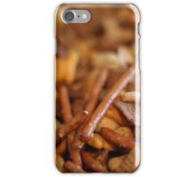 Chex Party Mix iPhone Case/Skin