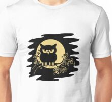 OWL AST night Moon Unisex T-Shirt