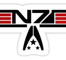 N7 Wings Sticker