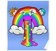 A Rainbow Is Born Poster