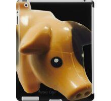 The Pig! iPad Case/Skin