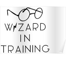 wizard in trainiNg Poster