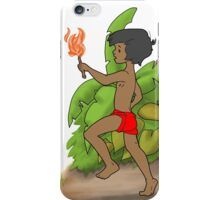 Red Flower March iPhone Case/Skin