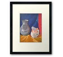 Still Life Painting Framed Print