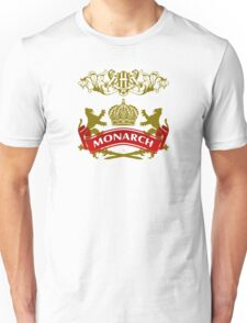 The Monarch Coat-of-Arms Unisex T-Shirt