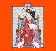 The Tarot Empress Kids Clothes
