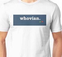 Tumblr-Themed Whovian Tee Unisex T-Shirt