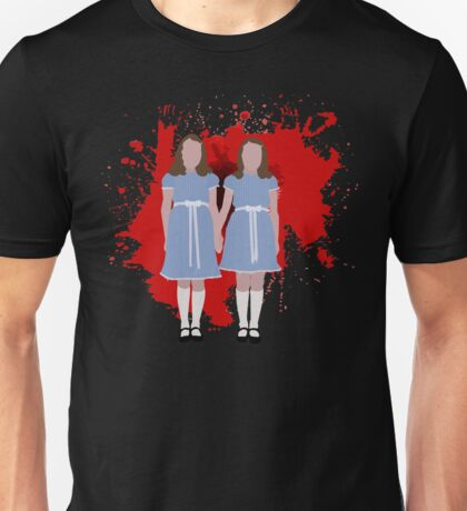 Shining Twins Unisex T-Shirt