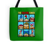 The Bowser Bunch Tote Bag