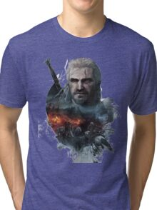 The Witcher 3: Wild Hunt Tri-blend T-Shirt