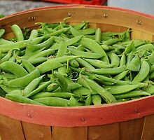 Peas, Peas, and More Peas by Scott Mitchell