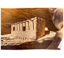 Doll House Anasazi Ruin - Utah Poster