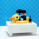 Rubber Ducky by thereeljames