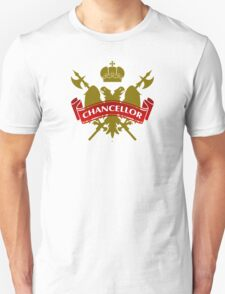 The Chancellor Coat-of-Arms Unisex T-Shirt