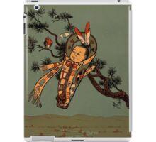 Vintage Rock-A-Bye Baby iPad Case/Skin
