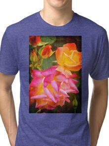 Rose 266 Tri-blend T-Shirt
