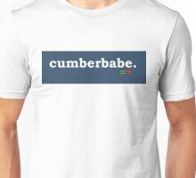 Tumblr-Themed Cumberbabe Tee Unisex T-Shirt